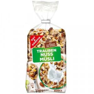G&G Muslis ar riekstiem, 1kg