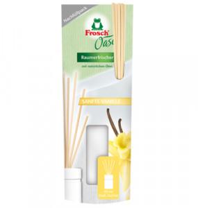 Frosch Oase Sanfte Vanille Sticks Refresh  90ml