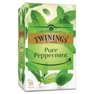 Twinings Pure pipermētru tēja x20