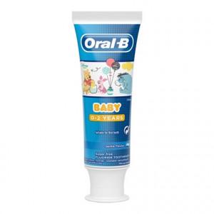 Oral-B Baby 0-2 Gentle Flavour Pasta 75ml