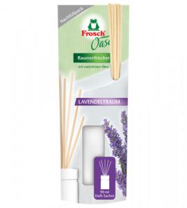 Frosch Oase Lavendeltraum Sticks Refresh  90ml