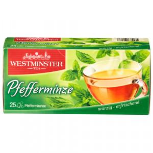 Westminster pipermētru tēja x25