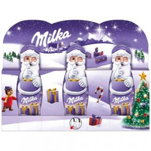 Milka Mini Santa (3x15g) 45g