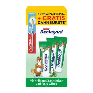 Colgate Dentagard Original 3x75ml