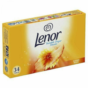 Lenor Summer salvetes x34