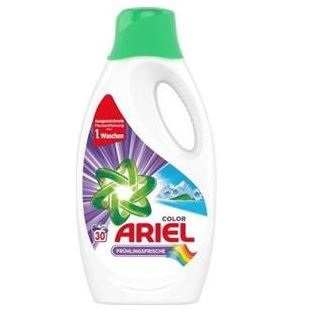 Ariel Fruhlingfrise Color šķidrais mazgāšanas līdzeklis x30 1650ml | Multum.lv