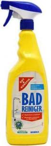G&G Bad reiniger vannas istabas tīrīšanas līdzeklis 1L