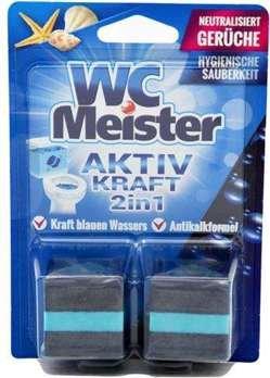 WC Meister 2x50g Ocean
