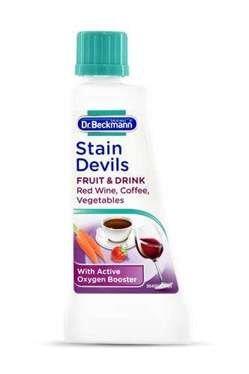 Dr Beckmann Stain Devils Fruit & Drink traipu tīrīšanas līdzeklis 50g