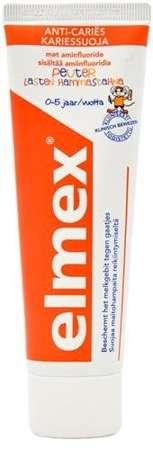 Elmex 75ml zobu pasta bērniem (līdz 5 gadiem)