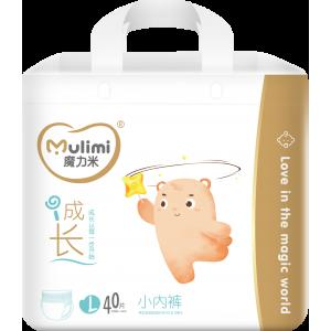 Biksītes Mulimi L 9-14kg 40gab