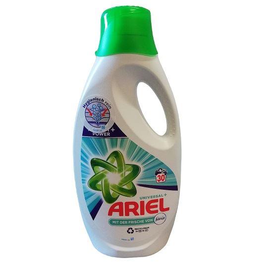 Ariel Febreze Universal šķidrais mazgāšanas līdzeklis x30 1650ml   Multum.lv
