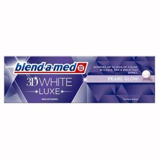 Blend-a-med 3D White Luxe Pearl baltinoša zobu pasta 75ml