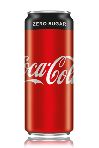 Coca Cola Zero 0.33L | Multum.lv