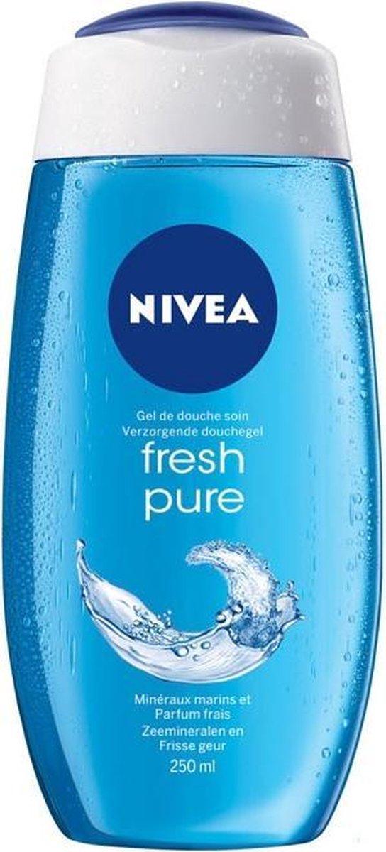 Nivea Pure Fresh Gel 250ml