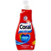 Coral Fresh Color  veļas mazgāšanas līdzeklis x22 1.1l   Multum