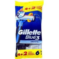 Gillette Blue3 (4+2) skuvekļi   Multum
