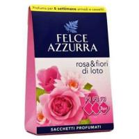 Felce Azzurra Rosa aromātiskie maisiņi x3 | Multum