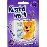 Kuschelweich Lavendel aromātiskie maisiņi veļai 3 gab | Multum