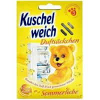 Kuschelweich Sommerliebe aromātiskie maisiņi veļai x3 | Multum