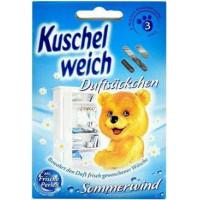 Kuschelweich Sommerwind aromātiskie maisiņi veļai x3 | Multum
