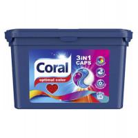 Coral 3in1 Caps Optimal Color x18 | Multum