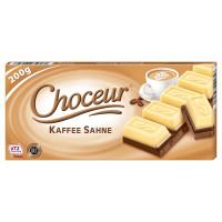 Choceur baltā šokolāde ar kafijas garšu 200g | Multum