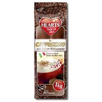Hearts Kakaonote Cappuccino 1kg ar kakao   Multum