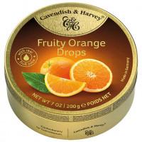 C&H apelsīnu dražejas 200g   Multum