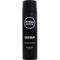 Nivea Men Deep Clean Shave 200ml   Multum