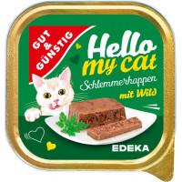 G&G Hello My Cat Schlemmerhappen Wild pastēte kaķiem 100g | Multum