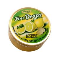 Woogie Zitronen Drops 200g   Multum
