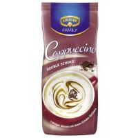 Kruger Cappuccino Double Schoko 500g   Multum
