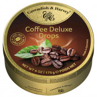C&H Coffee Drops 175g   Multum