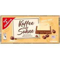 G&G Kaffee Sahne baltā šokolāde 200g | Multum
