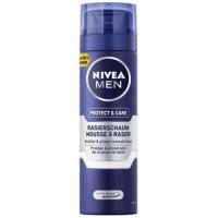 Nivea Men Protect Care skūšanās putas 200ml   Multum