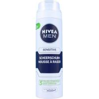Nivea Men Sensitive Shaving Foam Pianka 200ml   Multum