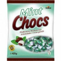 Storck Mint Chocs šokolādes konfektes ar piparmētru pildījumu 354g   Multum