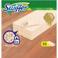Swiffer Dry sausās salvetes parketam x36 | Multum