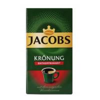 Jacobs Entkoffeiniert bezkofeīna malta kafija 500g | Multum