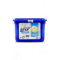Lenor Sensitive 3in1 Caps x15 kapsulas veļas mazgāšanai | Multum