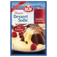 Ruf deserta mērces pulveris ar vaniļas garšu 3x18.5g | Multum