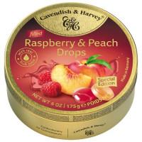C&H ledenes ar aveņu un persiku garšu 175g   Multum