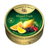 C&H Mixed Fruit ledenes 200g   Multum