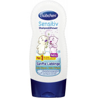 Bubchen Sanfte Lieblinge Sensitive šampūns un kondicionieris bērniem 230ml | Multum