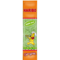 Haribo Spaghetti Apple želejas konfektes 200g | Multum
