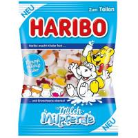 Haribo Milch Milpferde želejas konfektes 175g | Multum