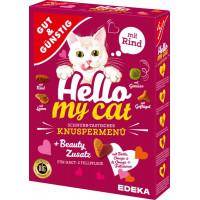 G&G Hello My Cat Rind sausā barība kaķiem 1kg | Multum