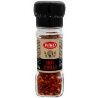 Wiko Hot čili garšvielas dzirnaviņās 50g | Multum