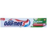 Odol-med3 Krauter augu zobu pasta 75ml   Multum
